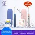 Xiaomi Soocas X3 X5 sonic Elektrische Zahnbürste Wiederaufladbare Wasserdichte Mijia Elektrische Zahn pinsel Verbesserte Ultra sonic automatische