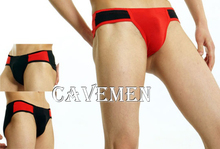 Red and black Male underpants*1911*sexy T-Back G-String Brief Underwear Triangle pants Trousers Suit Jacket boxer  free shipping short paragraph male t shirt 3126 sexy t back g string brief underwear triangle pants trousers suit jacket boxer free shipping