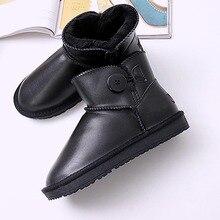 Neue Marke Frauen Schnee Stiefel Aus Echtem Leder Frauen Stiefel 100% Natürliche Pelz-warme Wolle Winter Stiefel Freies Verschiffen