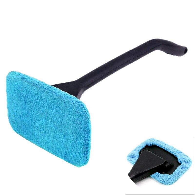 Janela de Auto Limpeza Punho Longo Escova de Lavagem de Carro de microfibra Poeira Pára Brilho Toalha Lavável À Mão Do Cuidado de Carro Frete Grátis E # uma