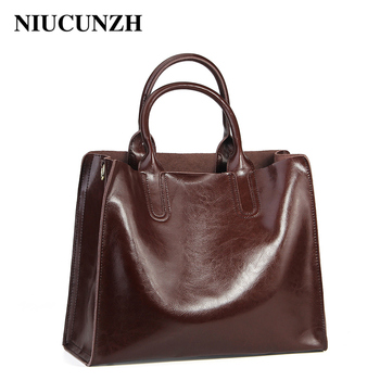 NIUCUNZH Fashion Women's Shoulder Bags  Messenger /Crossbody Bags Ladies Split Leather Handbag For Women  Female Casual Totes
