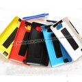 Оригинал для Nokia Lumia 820 Корпус Батареи Задняя Крышка Крышка Дверные + Боковая Кнопка Ключ С NPC + Губка Защиты ПК Резиновые инструменты бесплатно
