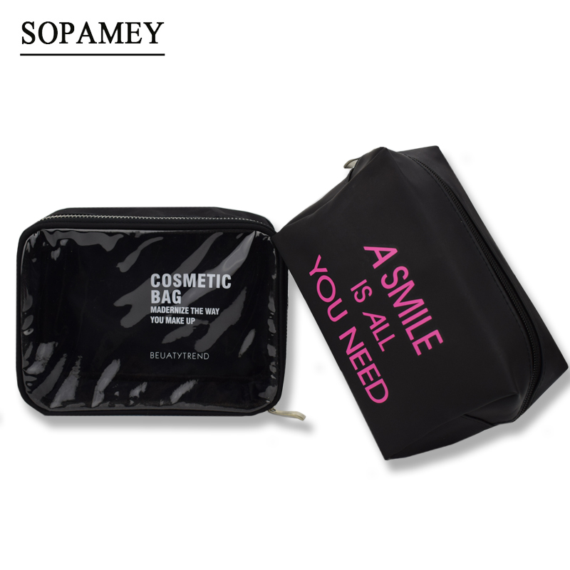 Waterproof Multifunction Women Travel Cosmetic Bag Portable Beauty Organizer Case Makeup Make up Wash Pouch Toiletry Bag Neceser