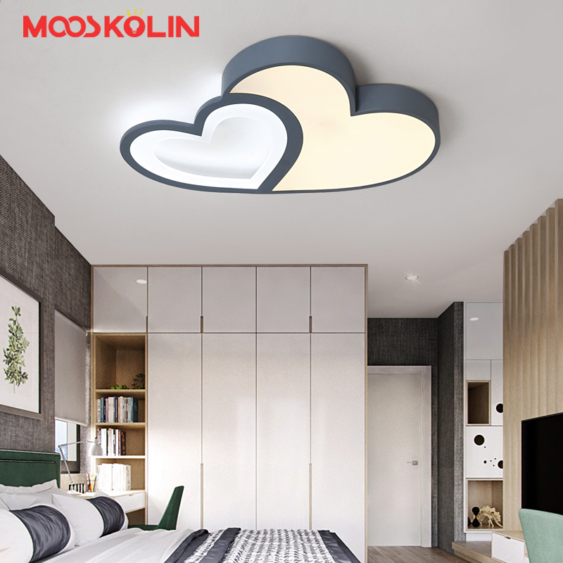 Ceiling lighting living room Fixtures Modern LED lamps Creative novelty bedroom ceiling lights home illumination childrens lamp