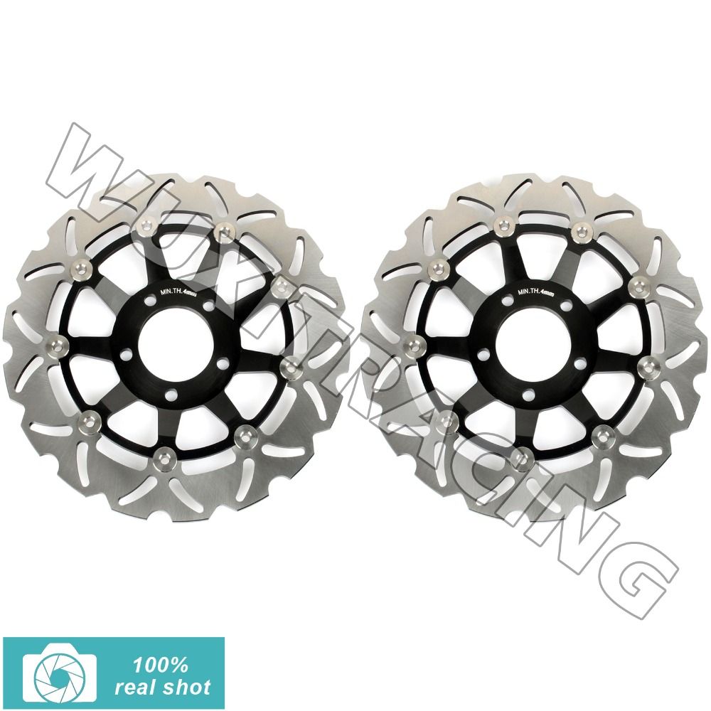 Front Brake Disc Rotor for Suzuki RF R 900 94-99 GSF BANDIT /S 1200 95-05 96 97 03 04 GSX 1200 FS INAZUMA 98-02 00 01 GS SS 1200