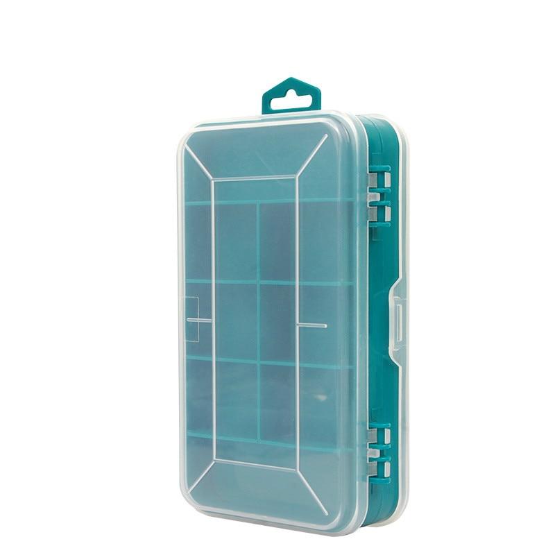 13 Mini scatola di parti durevoli Scatole di strumenti elettronici - Portautensili - Fotografia 3