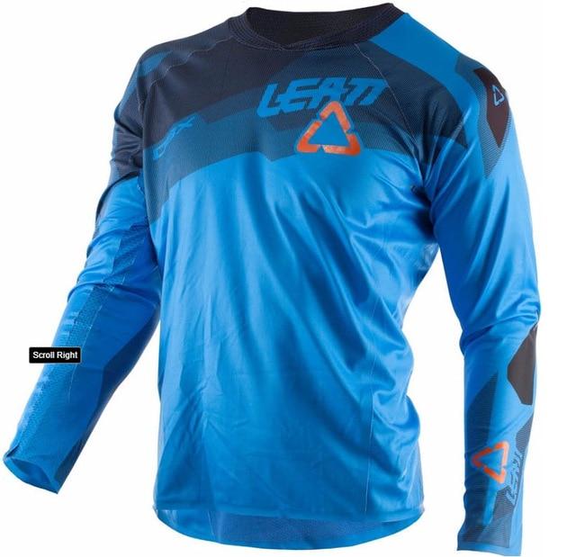 89aa33113 2018 DH LS BMX motocross downhill cycling Jersey cycling clothing enduro  pro rbx MTB Moto GP