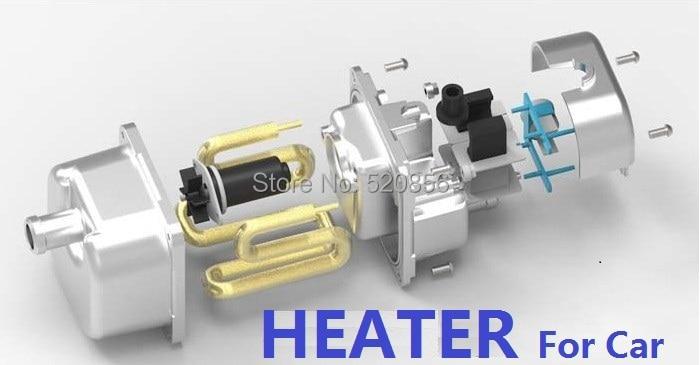 Hot Վաճառվում է 220-240V Ac 1500W ոչ Webasto օդային - Ավտոմեքենաների էլեկտրոնիկա - Լուսանկար 5