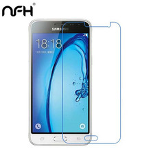 0.3mm LCD Tempered Glass For Samsung Galaxy J1 2016 SM-J120F 9H Screen Protector Glass Film For Samsung Case On 2016 J1 J120(China)