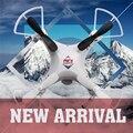 Ofício do ar 2.4 GHz 4CH Aeronaves Quatro Eixos UFO Plane Aérea WI-FI Transmissão em Tempo real de Avião Com Câmera de 2MP Brinquedos para Crianças TK106HW