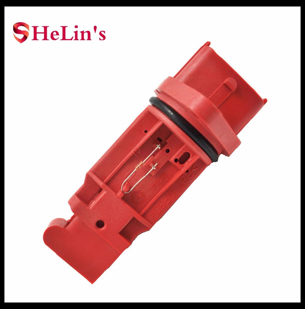 0280218004 Mass Air Flow Meter MAF Sensor For LADA SAMARA 2108 2109 2115 FORMA 21099 1500 1300 1.5 BA3 VAZ 2108 21083 2111 21115
