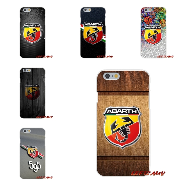watch 51c41 33a79 US $0.99  Accessories Phone Cases Covers Fiat Abarth Logo For Samsung  Galaxy A3 A5 A7 J1 J2 J3 J5 J7 2015 2016 2017-in Half-wrapped Case from ...