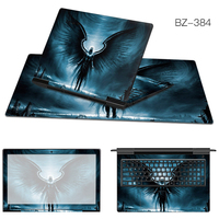 Free Cutting Laptop Stickers Mouse Pad Sets Skin For Asus PU551L PRO551L Y583 N82J G58JM GFX70J