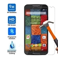 2.5D 0.26mm 9H Premium Tempered Glass For Motorola MOTO X2 / MOTO X+1/XT1097 Screen Protector Toughened protective film *