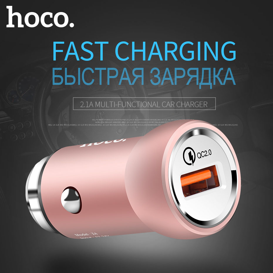 Hoco 5 v 9 v 2,1 a universal quick charge 2,0 einzel...