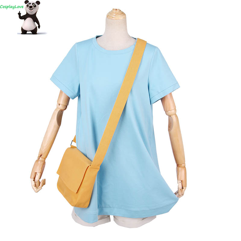 Cells At Work Platelet Cosplay Costume Bag Hat Wig For Halloween Christmas CosplayLove