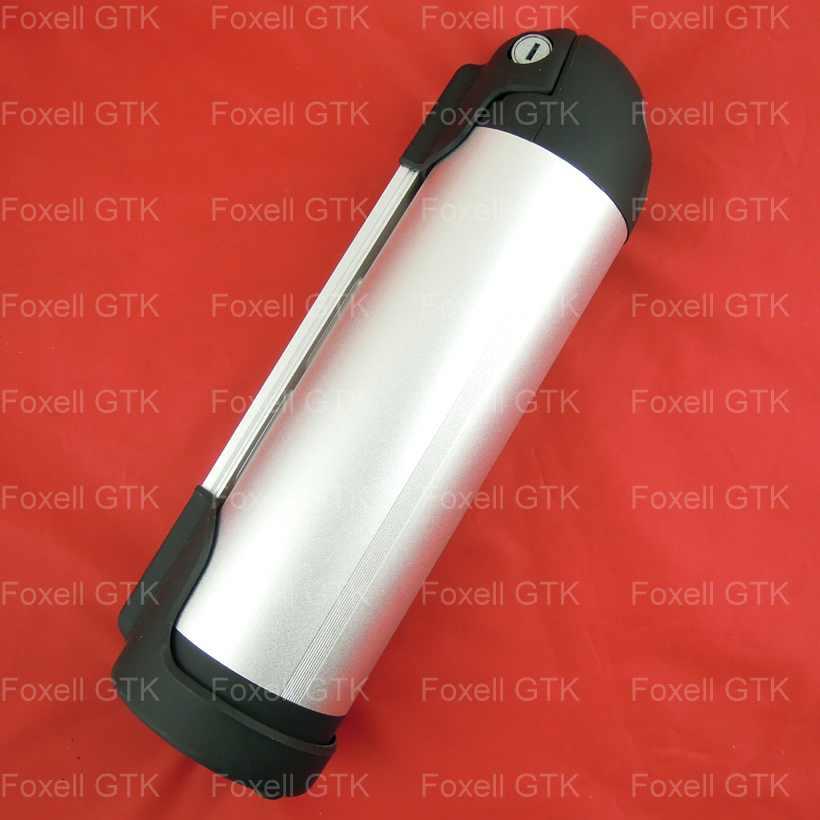 Ladegerät E-Bike Akku 36V 12Ah Li-Ion Elektrofahrrad Bottle Batterie