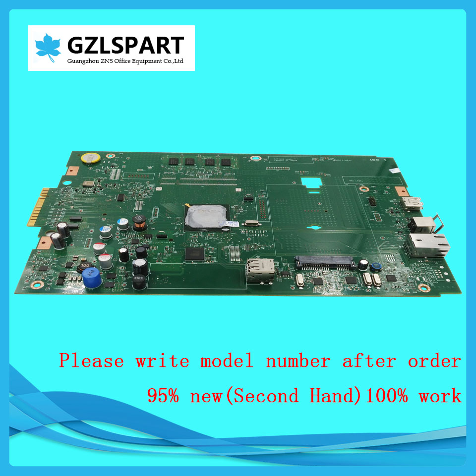 FORMATTER PCA ASSY Formatter Board logic Main Board MainBoard for HP M750N M750dn M750 D3L08-60002 D3L08-60103