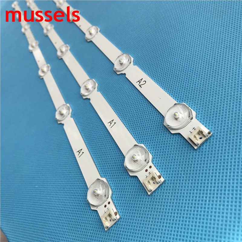 """Image 3 - LED Backlight Strip For LG 32"""" TV 7 Lamp 630mm A1A2 Bar 6916L 1295A 6916L 1205A 6916L 1106A 6916L 1440A 6916L 1439A wholesale-in Industrial Computer & Accessories from Computer & Office"""