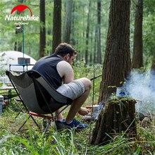 Naturehike silla plegable portátil al aire libre ultraligero pesca taburete Director Camping playa silla arte Sketch sillas