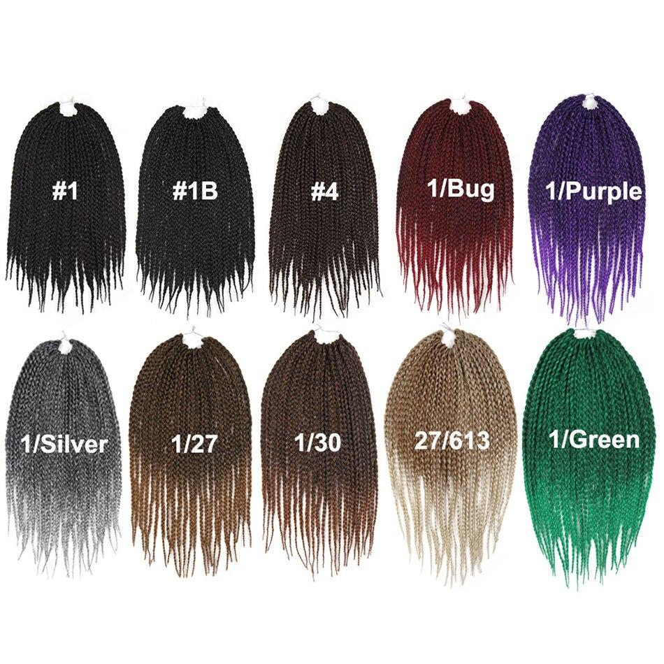 Rihanna Hairstyle Crochet Braids Crochet Hair Extension Thin Box