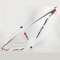 Full Carbon MTB Frame High steel cross country forest Mountain Bike Carbon Frame Carbon Frame 27.5x15 17 19