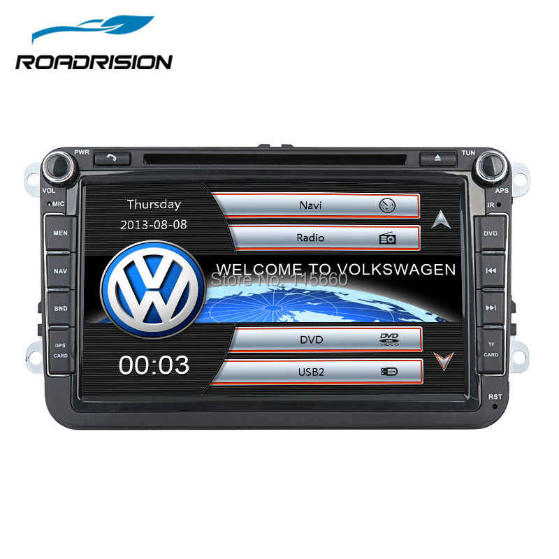 RoadRision Android 6 0 Car DVD GPS Navigation radio for