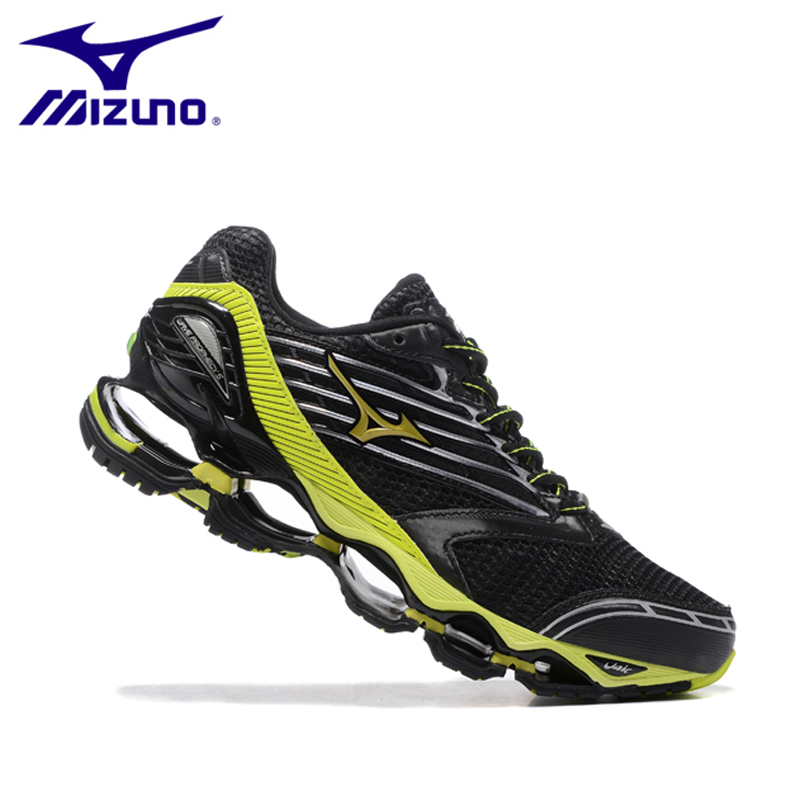 Mizuno Wave Prophecy 5 Professional Men Shoes Stable Sports Men Sport Shoes 8 Colors Weight lifting shoesShoes Size 40-45