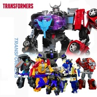 Transformed toy Metal Enhanced Level Combat The War Can Form Limbs Children's Toy Gift