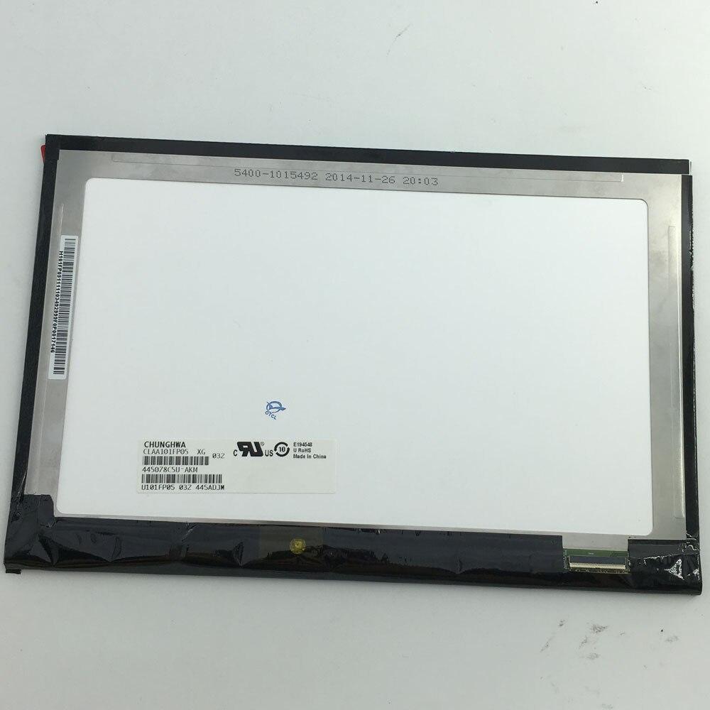 10.1 INCH CLAA101FP05 XG B101UAN01.7 1920*1200 IPS For Asus MeMO Pad FHD10 ME302KL ME302C ME302 K005 K00A LCD Display Screen