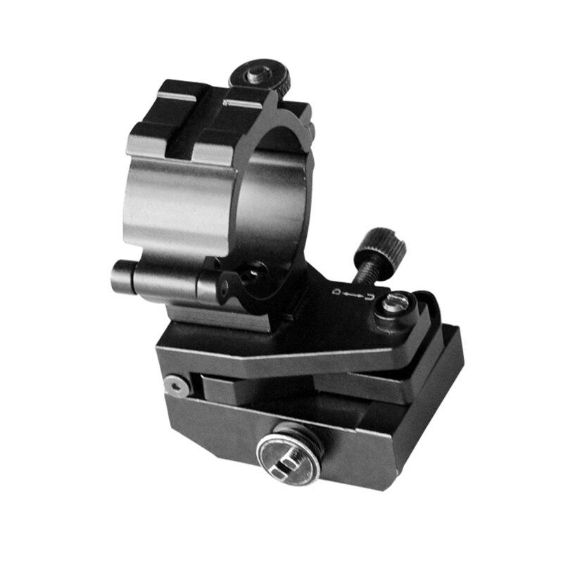 Livraison directe Laserspeed Réglable 25.4mm et 30mm Picatinny Ferroviaire Bâti de Portée