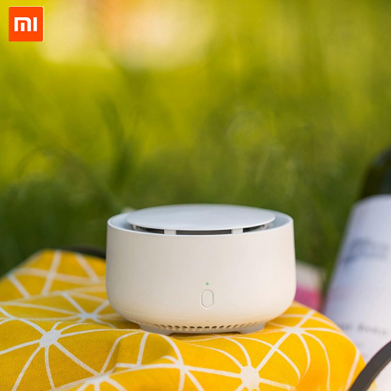Original Xiaomi Mijia Mosquito Repellent Killer Timing Function No Heating Fan Drive Volatilization Insect Repeller Indoor Use цены онлайн