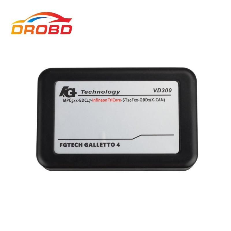 Nouveau VD300 V54 FGTech Galletto 4 Master BDM-tricor-obd fonction VD300 FGTech V54 ECU puce Tunning livraison gratuite