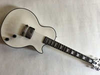 Best Price Wholesale New Lp Custom Shop White Electric Guitar One P90 Pickup China Lp Guitar