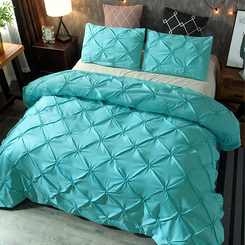 Image 2 - LOVINSUNSHINE Comforter Set King Size Luxury Bedding Sets Purple Duvet Cover AB#137Bedding Sets   -