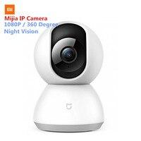 Original Xiaomi Mijia Smart Camera Cradle Head Version IP Camera 1080P HD 360 Degree Night Vision For Smart Home Remote Control