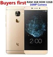 Original Letv LeEco Le S3 X522 4G LTE Mobile Phone 3GB RAM 32GB ROM Qualcomm MSM8976 Octa-core 5.5