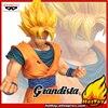 100 Original Banpresto ROS Resolution Of Soldiers Grandista Collection Figure Super Saiyan Son Goku Gokou Dragon