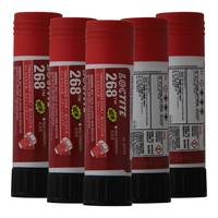 Loctite loctite 268 glue stick solid thread locking glue stick high strength red screw glue 19g