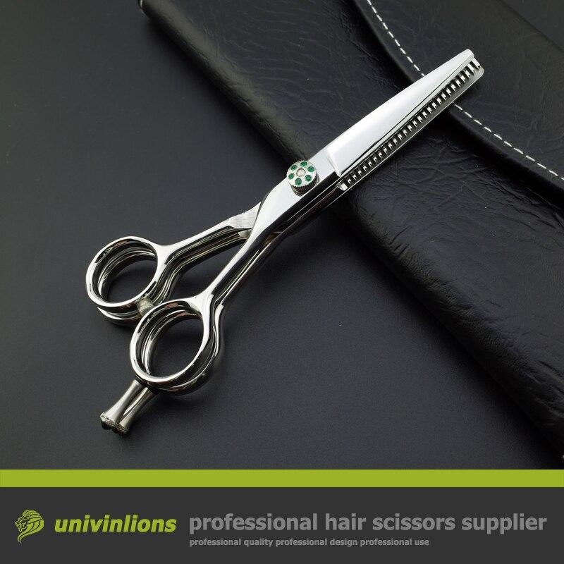 5 5 multi blade scissors professional hair scissors high quality hair cutting shears 440C hairstylist scissors