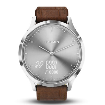 2019 New Watches GARMIN Vivomove HR Luxury Brand Men Sports Watches Leather Waterproof Full Steel Digital Men's Watch Relogio