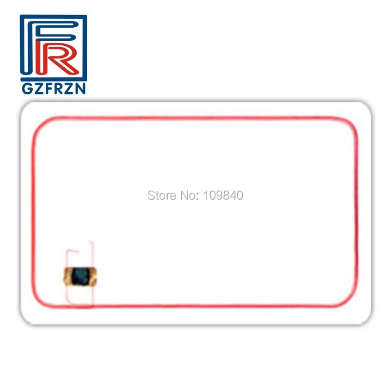 1pcs RFID Card UID Changeable Nfc Cards With Block 0 Mutable Writable For S50 13.56Mhz Nfc Card Clone Crack Hack