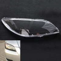 For Mazda 3 2006 2007 2008 2009 2010 2011 2012 Car Headlight Headlamp Clear Lens Auto Shell Cover