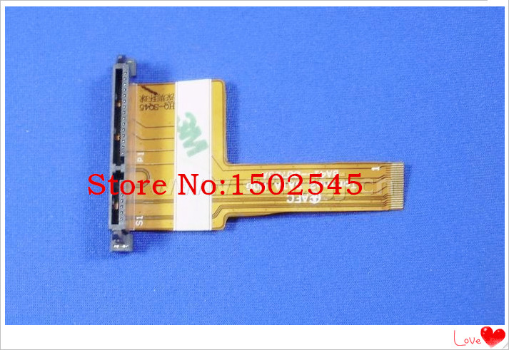 Free shipping genuine new original laptop hard drive interface for Samsung Q43 Q45 Q45C Q70 SATA HDD interface cable BA41-00725A