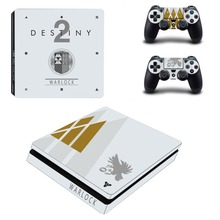 Game Destiny PS4 Slim Skin Sticker