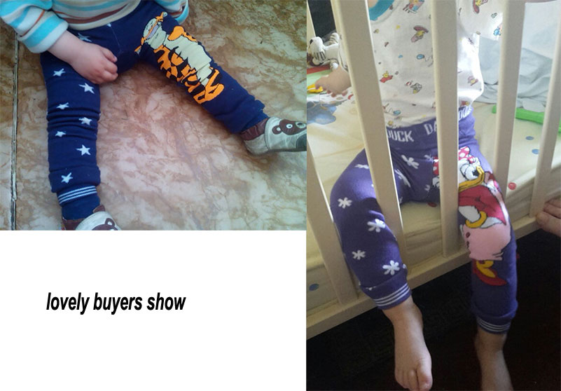Baby Boy Cartoon Pants