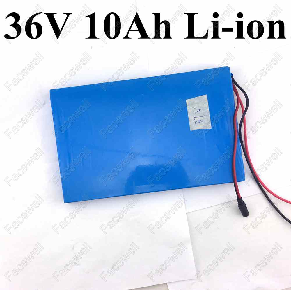 36v 10ah li-ion battery pack 36v 10ah electric scooter lithium ion battery for electronic skateboard mobility scooter + charger