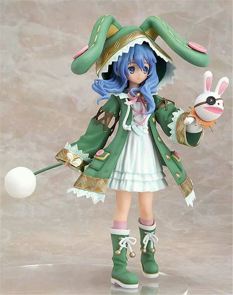 Free Shipping Date A Live Yoshino 1/8 Scale Painted PVC Action Figure Collectible Model Toy 18cm Packed in Original Box K229 mundorf mkp mcap supreme silver gold oil 1000 vdc 4 7 uf