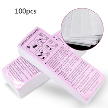 3Packs/Set Nonwoven Body Cloth Hair Remove Wax Paper Rolls High Quality