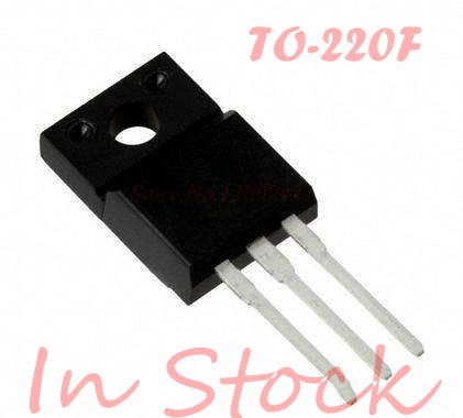 10pcs/lot TK6A60D TO-220F <font><b>K6A60D</b></font> TO220F TK6A60 TO-220 N-channel 6A 600V In Stock image